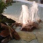 Giochi d'acqua e cascate