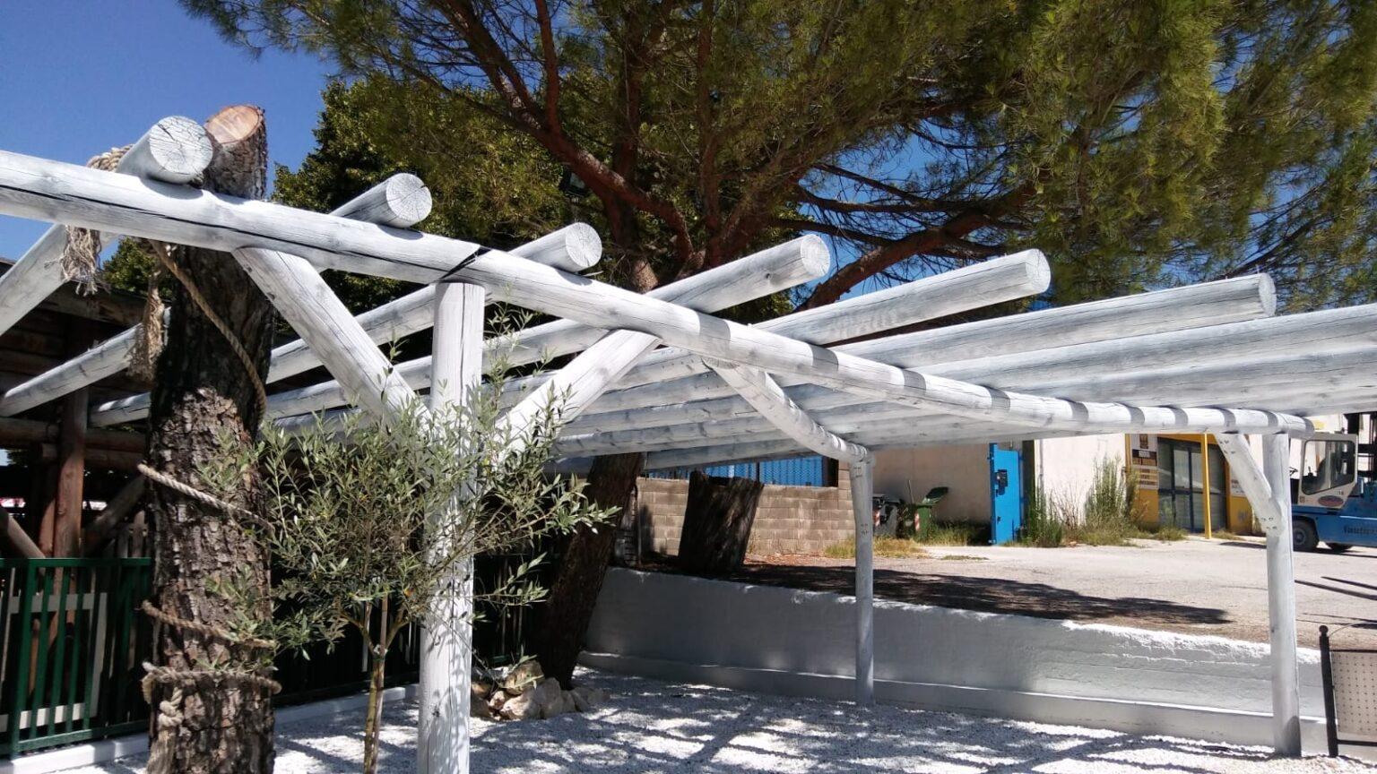 strutture da esterno