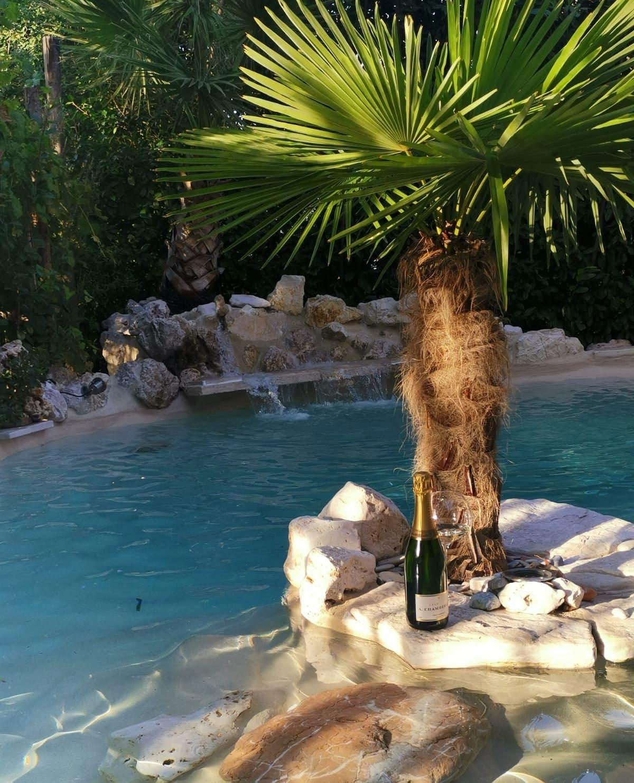 piscine con idromassaggio