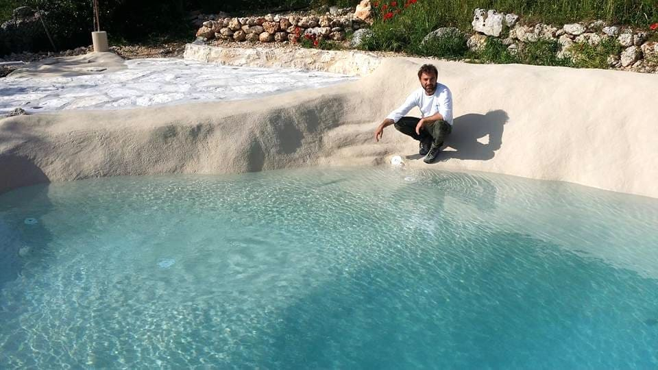 realizzazione bio-piscina