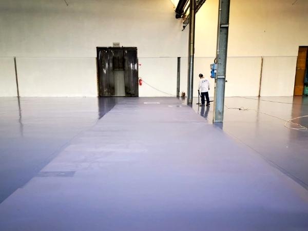 Realizzazione pavimenti in resina