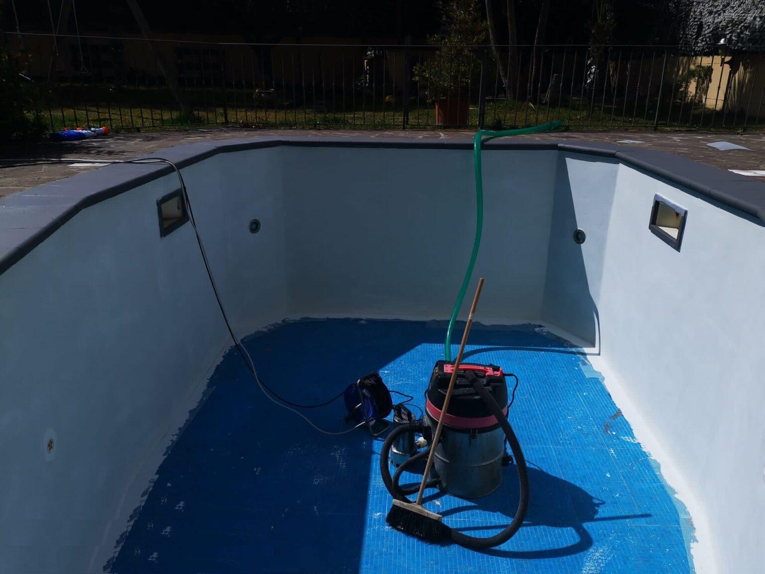 Ripristino piscine